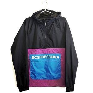 BNWT❗ DC Windbreaker Jacket